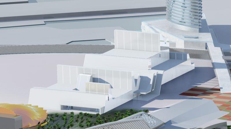 Palacio de congresos expo 2008