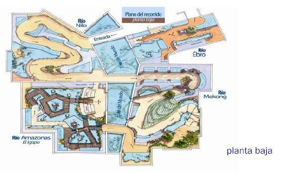 Acuario fluvial
