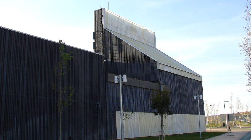 Edificio DHC expo 2008