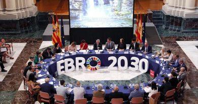 Ebro reunion zaragoza