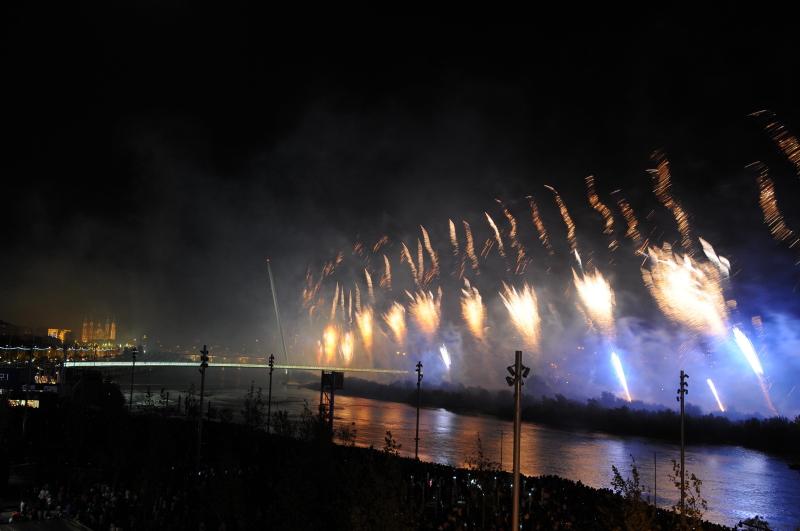 Expo 2008 clausura