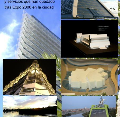 Legado expo 2008 hoy