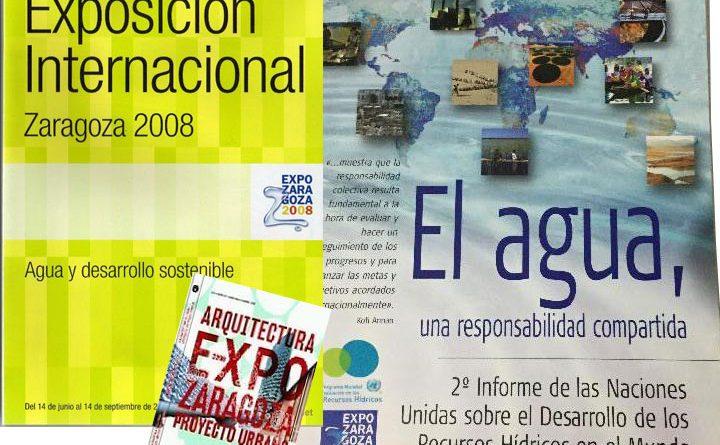 Libros expo zaragoza 2008