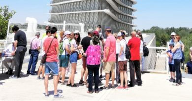 Visitas torre del agua
