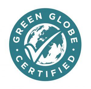 Green globe parque del agua