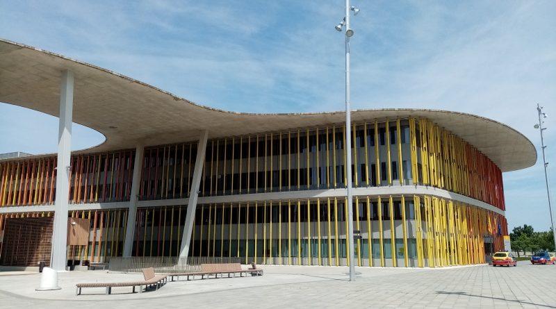La Expo tendrá listos para comercializar sus dos últimos edificios en primavera