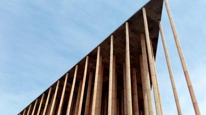 La DGA todavía no ha pedido la cesión del pabellón de España y suprime la partida para obras