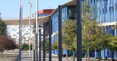 Un paseo por Los Pabellones de la Comunidades Autónomas (Noviembre de 2020).