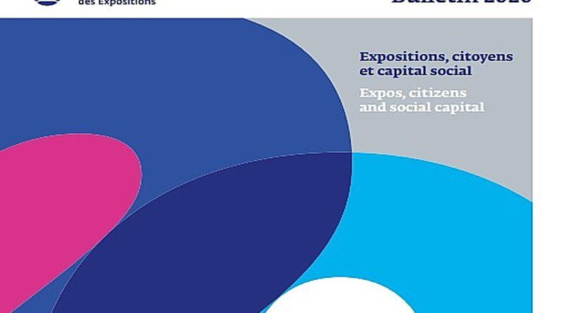 El BIE destaca en su boletín de 2020 al voluntariado de Expo 2008