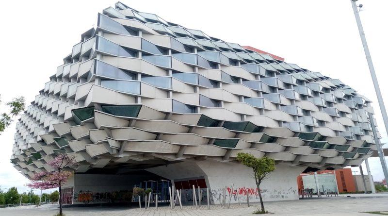 Urbanismo insta a la DGA a intervenir en el pabellón de Aragón de la Expo para frenar su deterioro